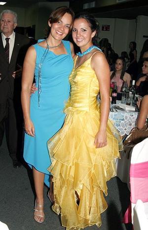 Lorella y Paulina Franco
