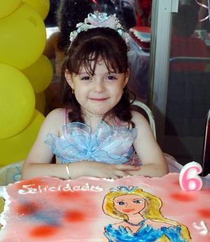 <b>31 de mayo </b><p> Yoselin Edith Hernández González en su fiesta de cumpleños.