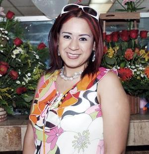 <b>02 de junio </b><p> Yenny Salcedo celebró su cumpleaños recientemente.