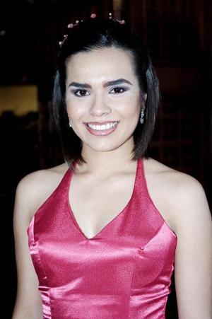 Alejandra Villarreal.