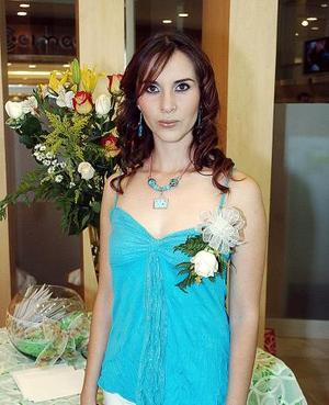 Melina Reye Velázquez contraerá matrimonio con Hugo Morales Valdés