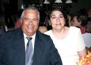 Jesús Ibarra y Marissa.
