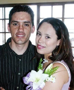 Luis Édgar Reyes Arredondo y Claudia Elizabeth Domínguez Rosales