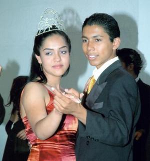 <b>05 de junio </b><p> Tamara Cruz Ochoa, la Princesa del Día del Estudiante del Colegio América.