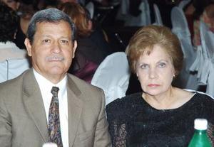 Armando Torres y Rosabella Torres