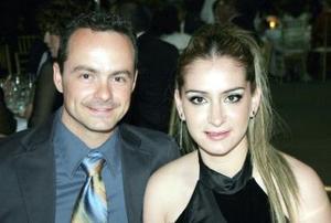 Jaime Gutiérrez Schott e Iveth Delgado de Gutiérrez