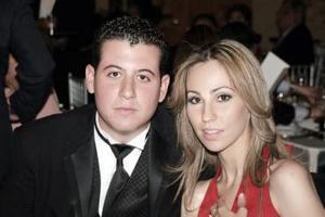 Humberto Rosas y Lorena Pérez