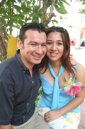 Netzahualcóyotl de Ávila y Montserrat Reyes Leaños contraerán matrimonio el próximo nueve de julio