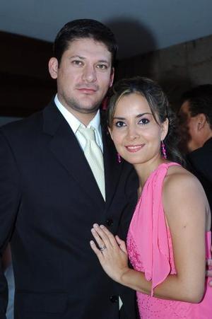 Pedro Ramírez y Ana Cristina Ramírez.