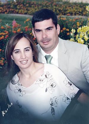 <b>05 de junio</b><p> Sr. Jorge Jiménez Berumen y Srita. Angélica Ortiz Cano efectuaron su presentación religiosa el viernes 27 de mayo.