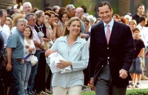 Los Duques de Palma destacaron que el nacimiento de su hija ha supuesto una alegría, pero nos daba igual que fuera niño o niña.