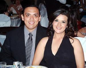 Jesús Felipe  González Carrillo y Gloria  María  Pérez  Álvarez.