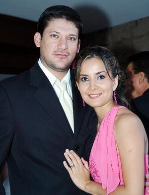 -Pedro Ramírez y Ana Cristina Ramírez.