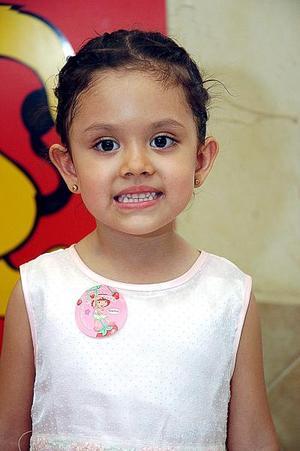 Ilse Fernanda López de la Cruz cumplió cuatro años de vida recientement