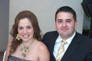 Alejandra de Necochea y Sergio Necochea.