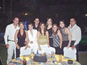 Omar Hernández, Alejandra Álvarez, Lorena Murillo, Alberto Madero, Alejandra Aguilar, Claudia Leal, Cecilia Gutiérrez, Elisa Esparza y Carlos García