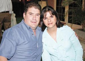 Iñaki y Cristy Belausteguigoitia