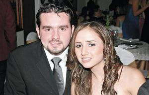 Juan Carlos Lozano y Vero Parra