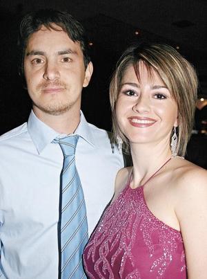 Armando Gilio y Natalia Sañudo de Gilio