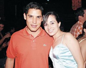Fernando González Martínez y Lucila Hernández de González