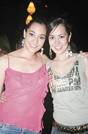 Estrella y Rosana