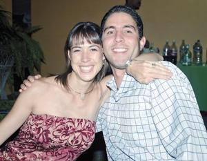Erika y Ricardo Fernández