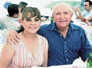 Rosa Tatay y Alberto Martínez