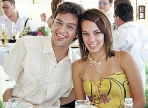 Elías Agüero y Ana Paula Gaona