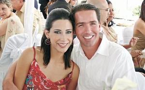 Sofía Soltero de Miñarro y Antonio Miñarro Dingler