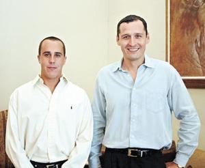 Miguel Soler y Javier Echávez