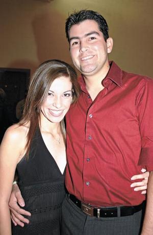 Martha Moreno Aparicio y Jair Pacheco Villarreal