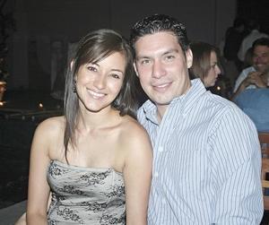 Martha Ávalos y Salim Fahur