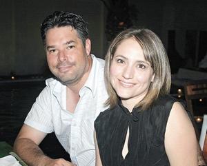Emilio Flores y Alicia de Flores