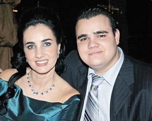 Gabriela S. de Herrera y Guillermo Herrera