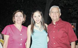 Beatriz Lorda de Fernández, Beatriz Fernández Lorda y Jorge Fernández Díaz de León