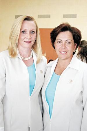 Coquis Sánchez Mujica y Susana Millares, las misiones Club Campestre