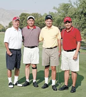 Mauricio y Federico Obeso, Mauricio Ceniceros y Javier Barba