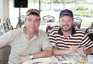 Armando Carlos y Rodolfo Garza