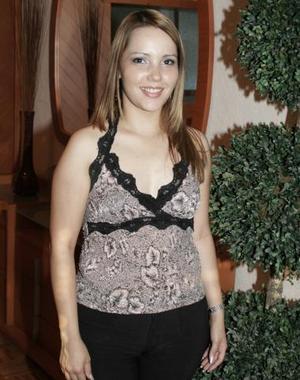 Brenda Cecilia Anaya Arratia contraerá matrimonio en días próximos.