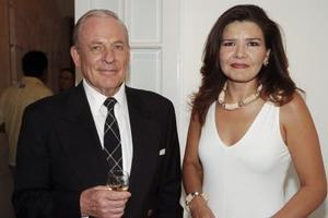 Len Van Der Graaff y Lourdes Bernal.