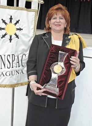 Patricia Murra de Villarreal, presidenta de ANSPAC.