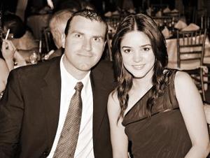 Emilio Solana y Lorena Salmón Abraham