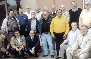 Reunión de exalumnos del Instituto Francés de la Laguna