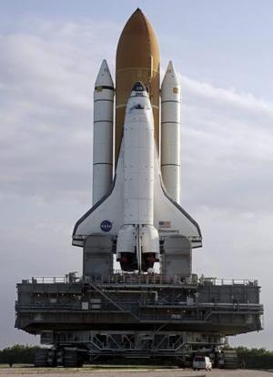 Soyuz listo para su lanzamiento