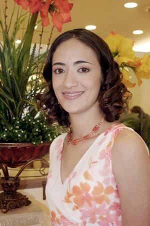Con motivo de su cercano enlace nupcial, Marcela Alejandra Perea Torres disfrutó de una agradable despedida de soltera.