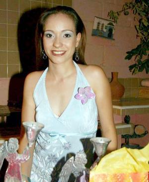 Norma Ivette Castillo Silveyra, en su despoedida.