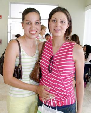 Amine Sheheb de Pámanes y Emma Sheheb de García.