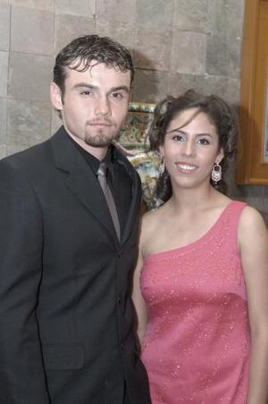 Esteban Israel Carrillo y Ana Fabiola Marrufo.
