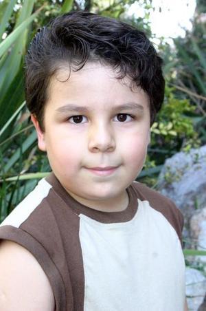 Pedro Antonio Fierro Orozco disfrutó de un alegre convivio, con motivo de su sexto cumpleaños.