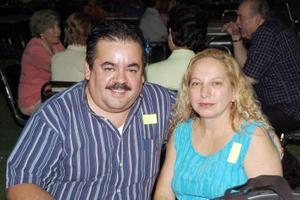 Juan Ceballos Azpe y Rosalía Pérez Verti de Ceballos